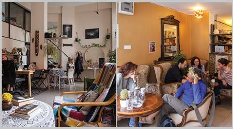 Bubi ve Komşu Kafe